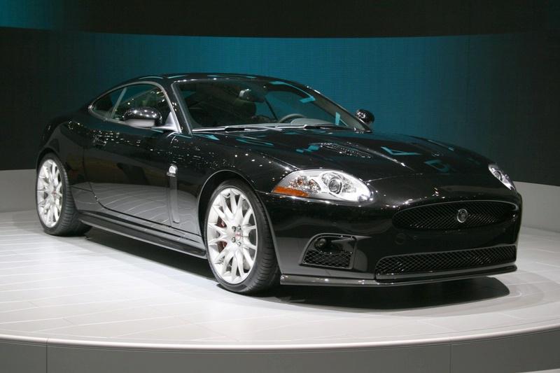 """Ženeva 2008: greičiausias """"Jaguar"""" modelis – XKR-S"""