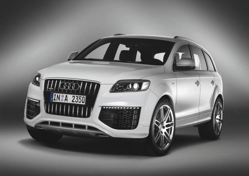 """""""Audi"""" bomba – Q7 su V12 TDI turbodyzeliu"""