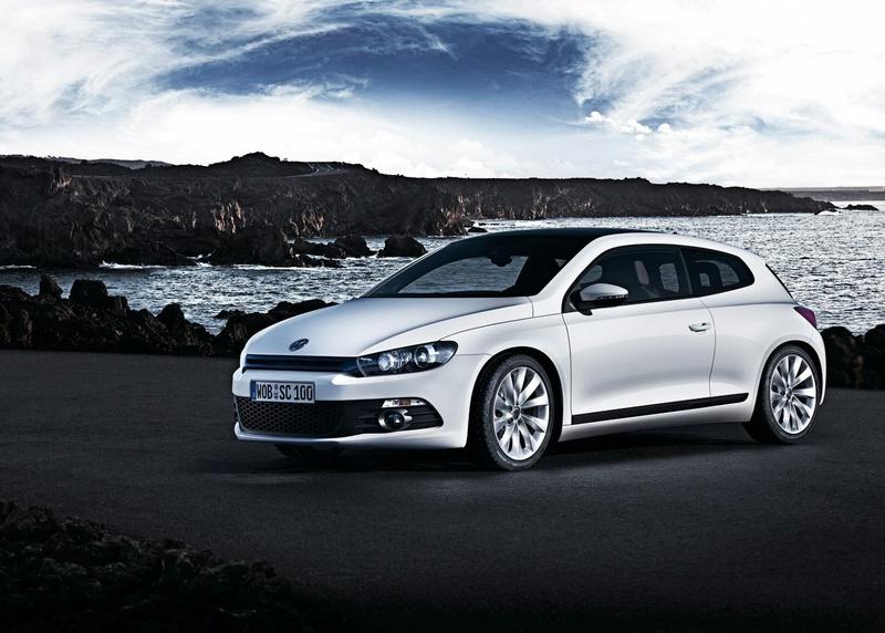 """""""Volkswagen Scirocco"""" – pirmosios nuotraukos"""