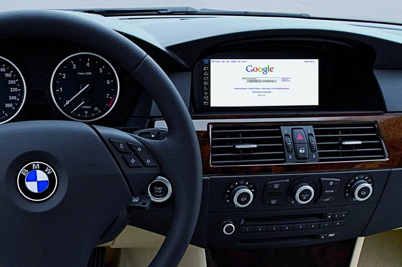 BMW siūlys internetą automobilyje