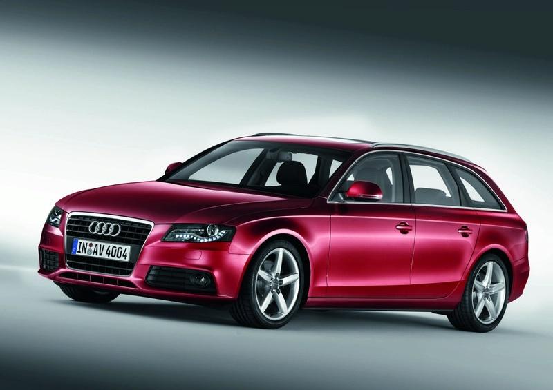"""Naujasis """"Audi A4 Avant"""" – jau Ženevoje"""
