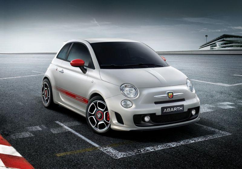 """Fiat 500 Abarth"" - tik ar net 135 AG?"