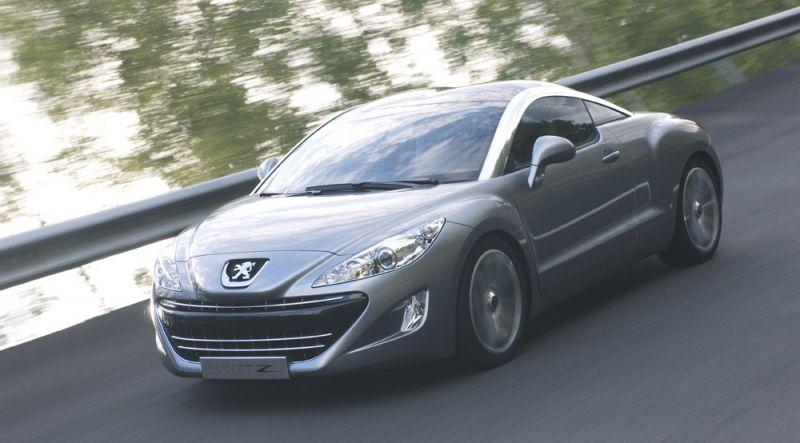 """Peugeot 308 RC Z"" koncepcinis modelis – tęsiant tradicijas"