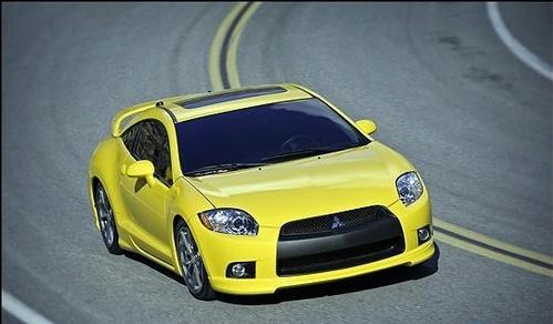 "Pasirodė naujasis ""Mitsubishi Eclipse"" modelis"