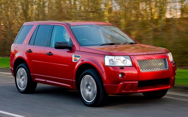 """""""Land Rover"""" siūlys sportiškesnius """"Freelander 2"""" ir """"Range Sport"""""""
