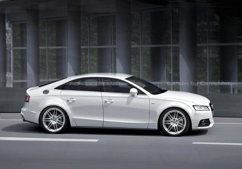 "Nekantriai laukiama ""Audi A7"" debiuto"