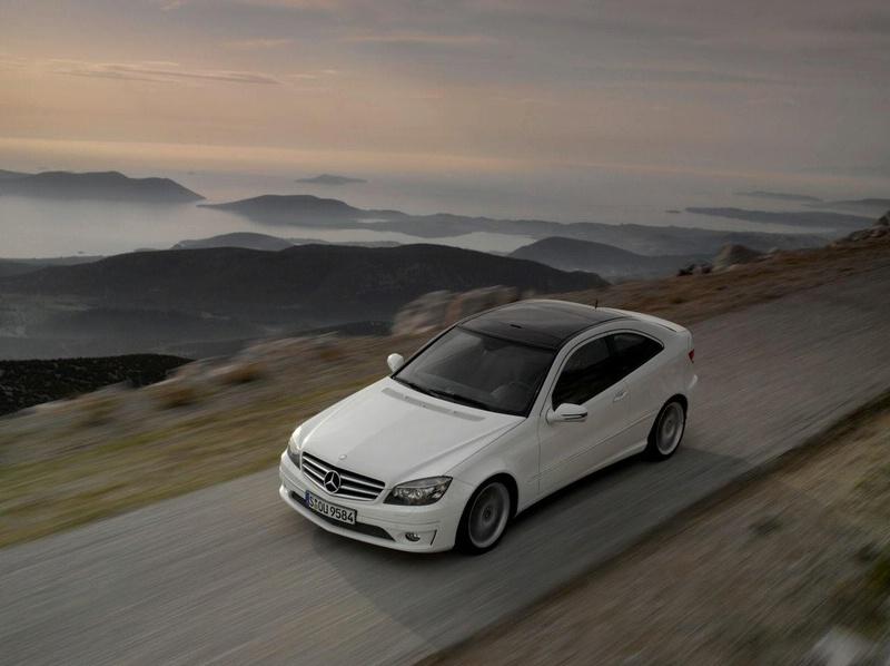 """Planuojamas naujojo """"Mercedes-Benz CLC"""" pasirodymas"""