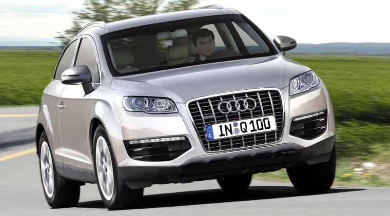 """Planuojamas naujasis """"Audi Q1"""" modelis"""