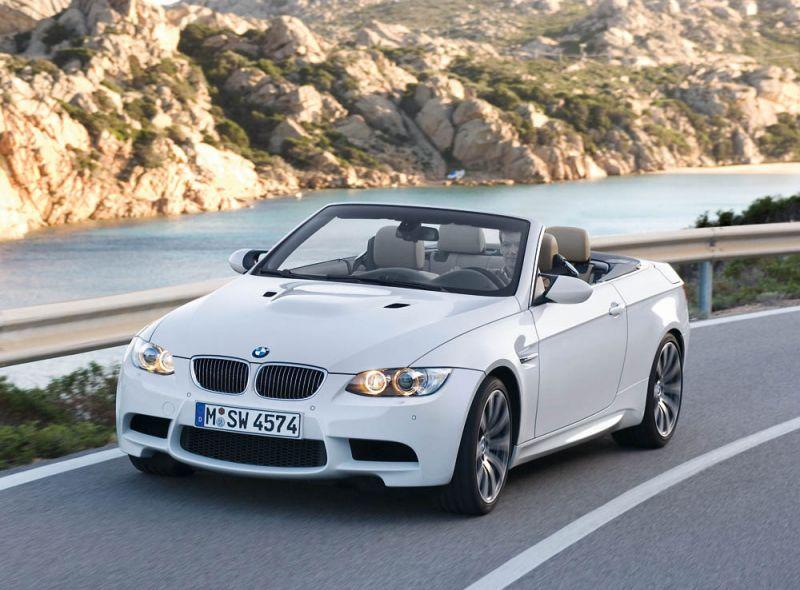"""""""BMW M3"""" - ir kabrioleto pavidalu"""