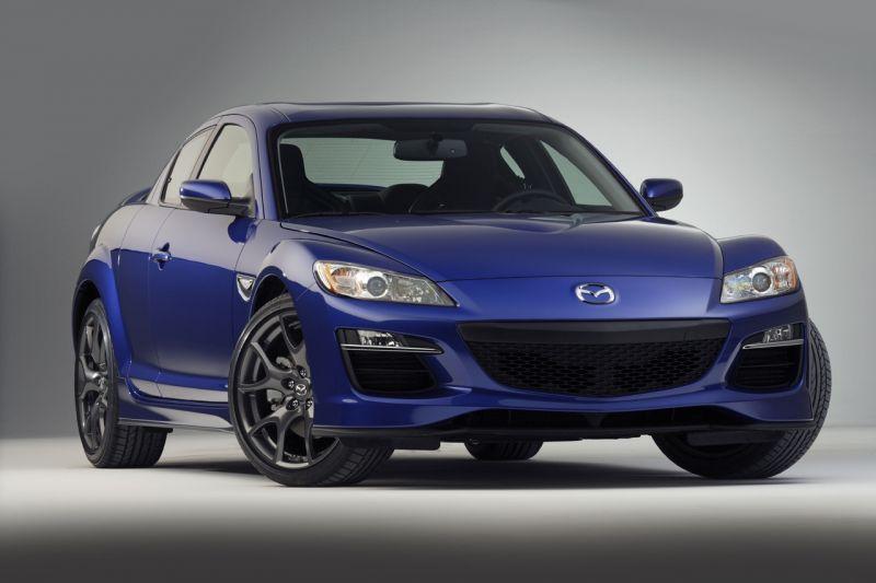 """""""Mazda RX-8"""" evoliucija be kardinalių pokyčių"""