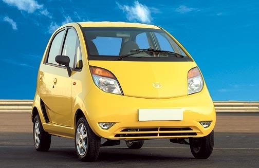 """Tata Nano"" – automobilis už 5 900 Lt"