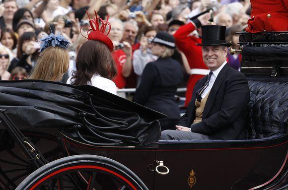 Didžiosios Britanijos princas Andrew