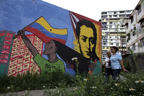 Gyvenimas Venesueloje