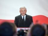 """AFP/""""Scanpix"""" nuotr./Jaroslawas Kaczynskis laukia antrojo turo ir neprarada vilties."""