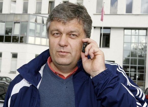 """Ginas Rutkauskas anksčiau ėjo """"Dinamo"""" komandos sporto direktoriaus pareigas"""