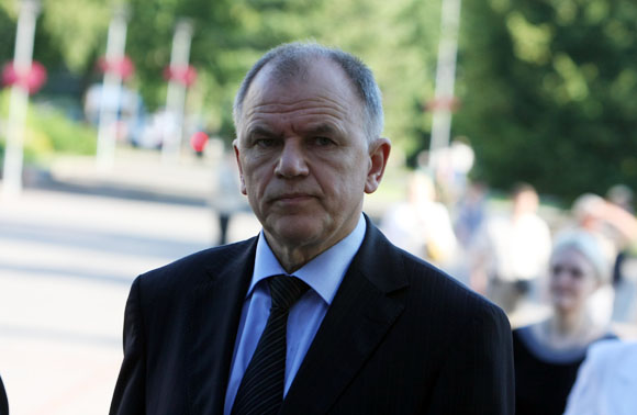 Socialdemokratas Vytenis Povilas Andriukaitis