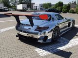 "Gamintojo nuotr./""Mercedes-Benz SLS AMG GT3 by Laureus Design"""