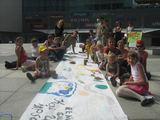 Organizatorių nuotr./Drifto klubas D1SPORT sieks suruošti vaikų globos namų auklėtinius į mokyklą