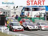 """Valdo Čičinsko/fotovaldas.com nuotr./Europos ralio kroso VIII etapas Vokietijoje, """"Buktenhude Estering"""" trasoje"""