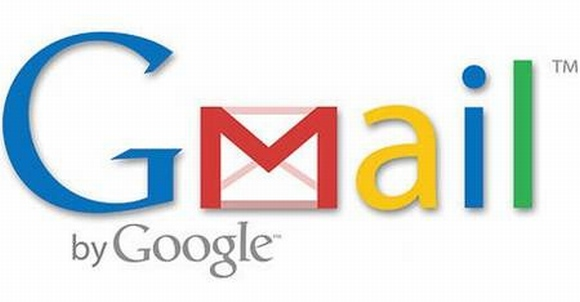 """""""Gmail"""" logotipas."""