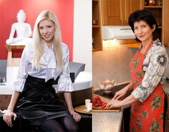 V. Ovadnevo ir red. archyvo nuotr./Inga Stumbrienė ir Laima Paksienė