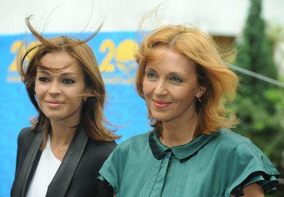 Scanpix nuotr./Agnija Ditkovskytė ir Tatjana Liutajeva