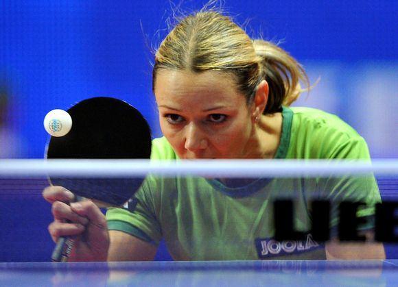 AFP/Scanpix nuotr./R.Paakauskienė Europos čempionate pasipuoaė bronza ir auksu
