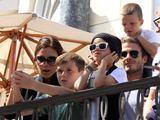 """Scanpix"" nuotr./Beckhamų šeima"