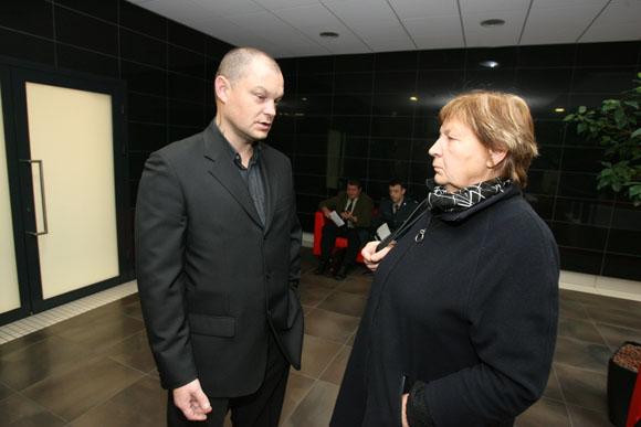 A.Lobovas ir L.Kedienė teisme