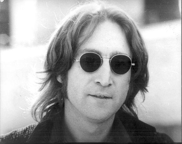 """""""Scanpix"""" nuotr./Johnas Lennonas 1974-iais"""