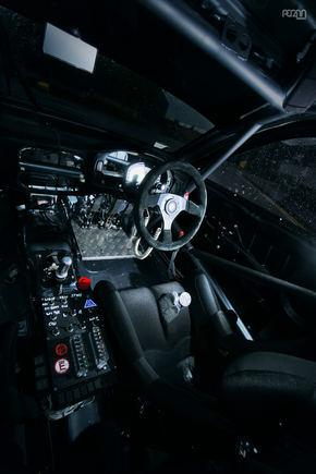 VAZZ nuotr./PER4M MAG: Ekologiakas Subaru Impreza monstras