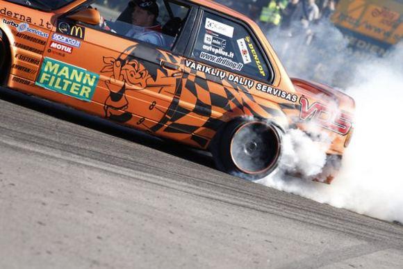 D1sport nuotr./D1sport driferių sezono uždarymas