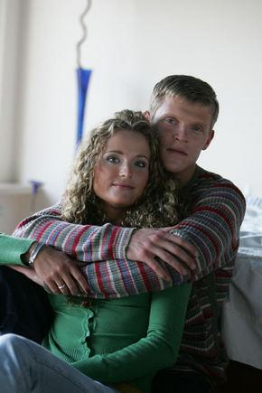 B.Barausko nuotr./Edita Daniūtė-Vasiliauskienė su vyru Mindaugu Vasiliausku