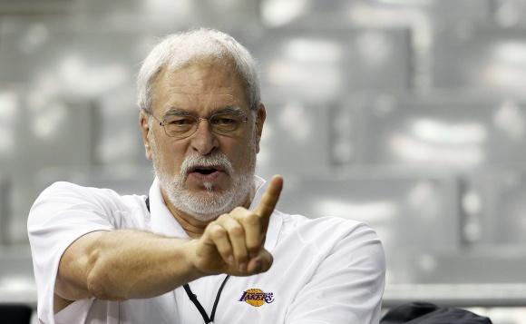 """P.Jacksonas kol kas nesijaudina dėl """"Lakers"""" pralaimėjimų"""
