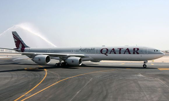 """Qatar Airways"""