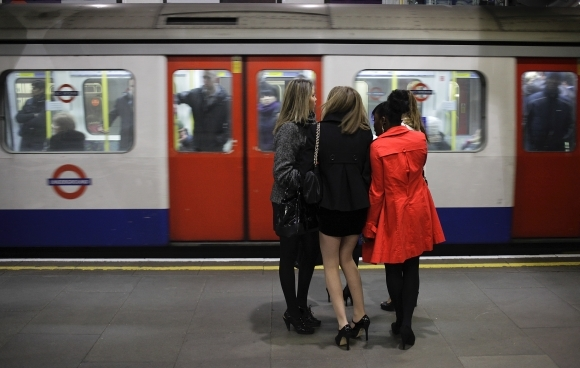 Reuters/Scanpix nuotr./Londono metro