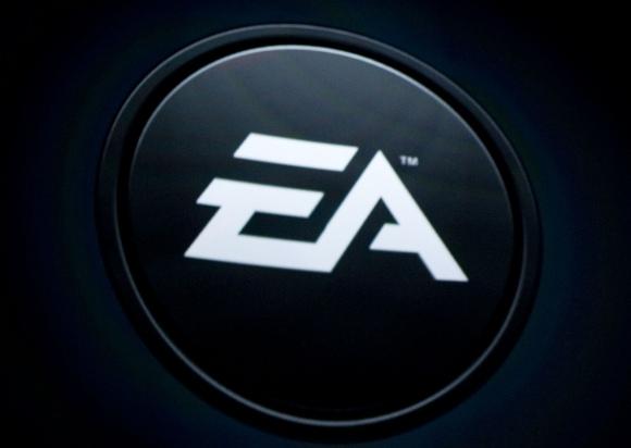 """Electronic Arts"" logotipas."