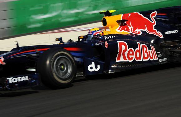 """Abu Dhabio kvalifikacijoje triumfavo S.Vettelis (""""Red Bull"""")"""