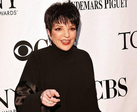 """Scanpix"" nuotr./Liza Minnelli"