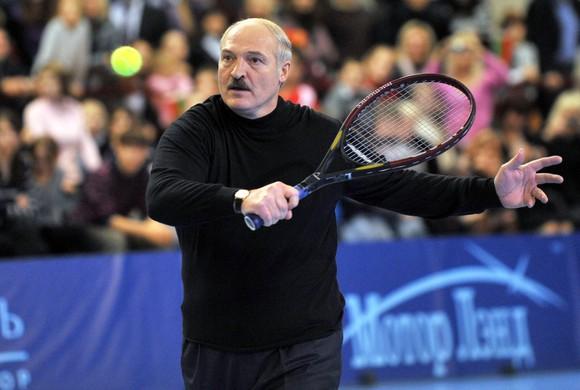 Baltarusijos prezidentas Aleksandras Lukašenka