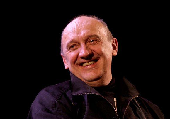 Nacionaliniame dramos teatre Valentinas Masalskis susitiko su savo gerbėjais