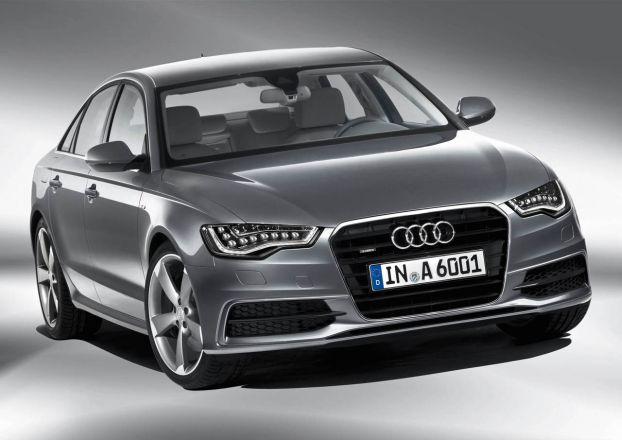 """Naujoji """"Audi A6"""""""