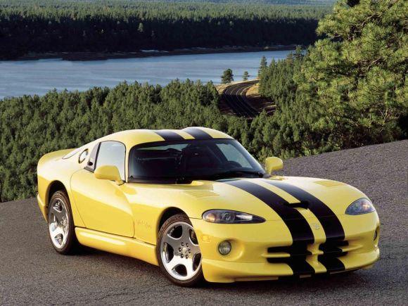 """Dodge Viper GTS"""