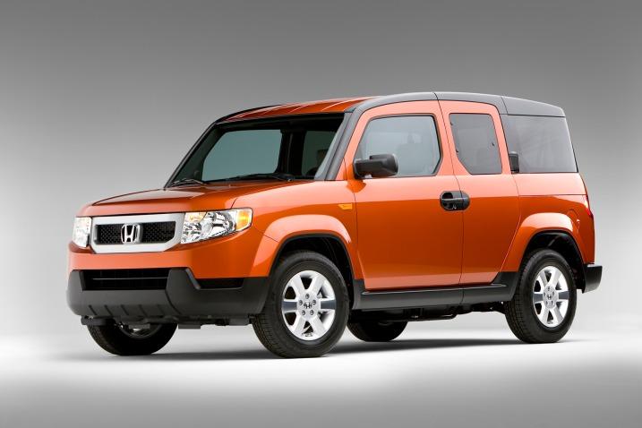 """Honda Element"""