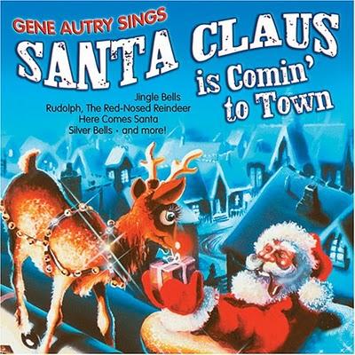 """Kalėdinių dainų albumas """"Santa Claus Is Coming to Town"""""""