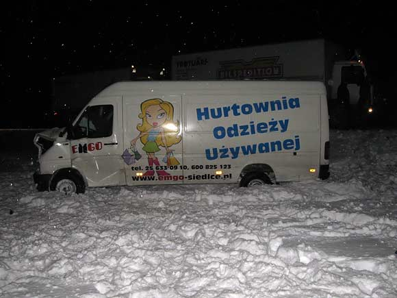 Lenkų mikroautobusas