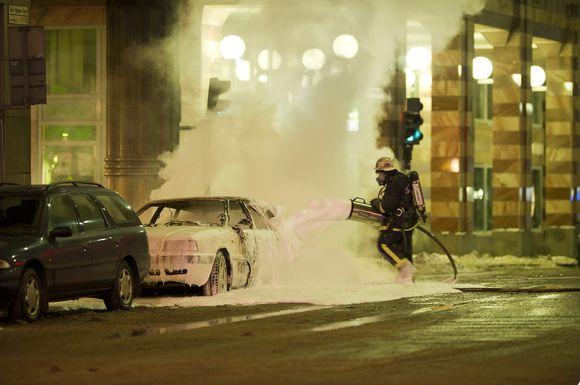 Sprogimai Stokholme