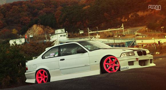 PER4M MAG nuotr./PER4M MAG: BMW kuris aypsosi  nebent tik Japonijoje...