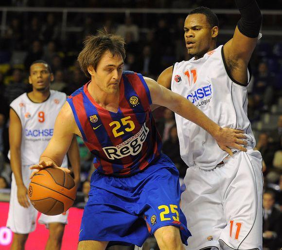 Erazemas Lorbekas dėl traumos praleido sekmadienį vykusias Ispanijos čempionato rungtynes.