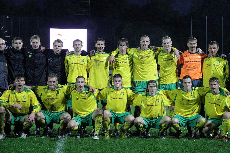 """Iš """"Kauno"""" futbolo klubo bus atimti šeši taškai tame čempionate, kuriame klubas kitą sezoną dalyvaus."""